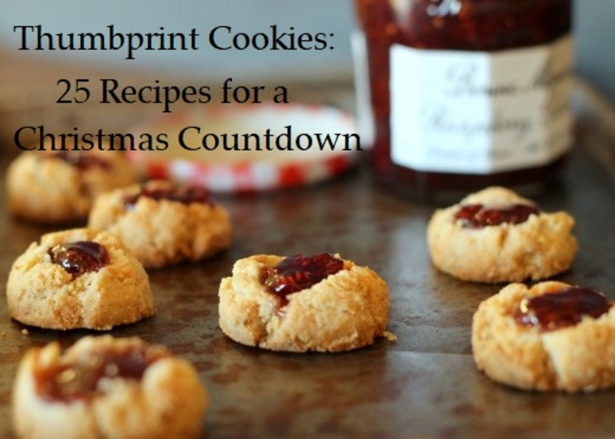 We can agree that thumbprint cookies are easy, fun, and there are so many ways to make them. Here are 25!