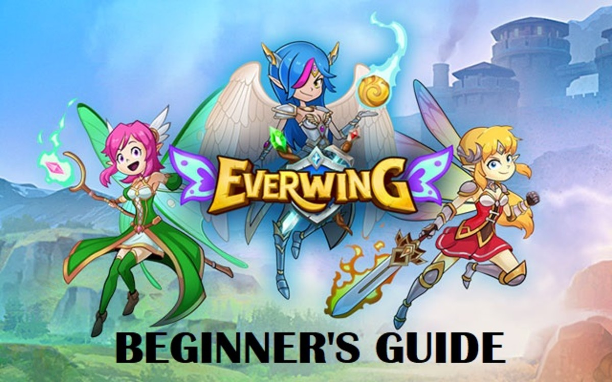 """This """"EverWing"""" guide is designed for beginners."""