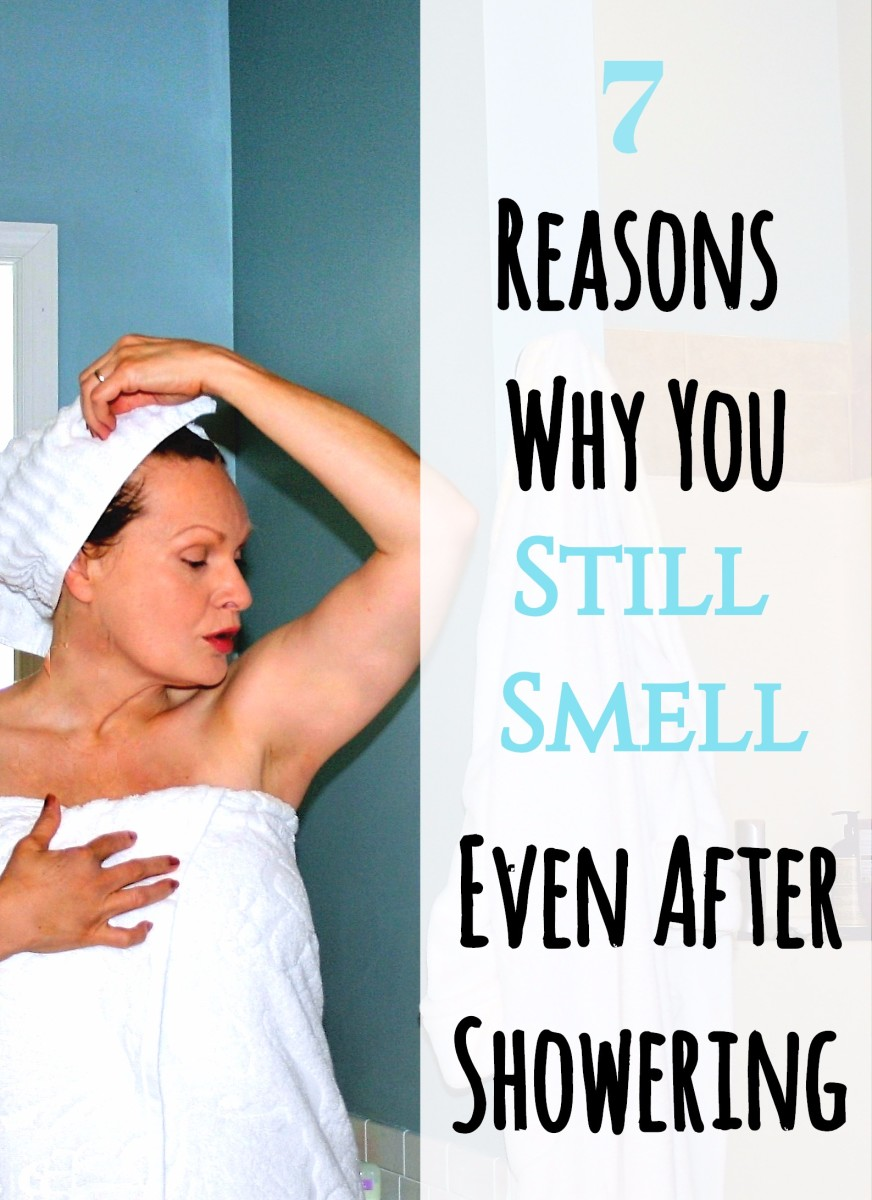 7 Causes of Chronic Body Odor Even After Bathing ...