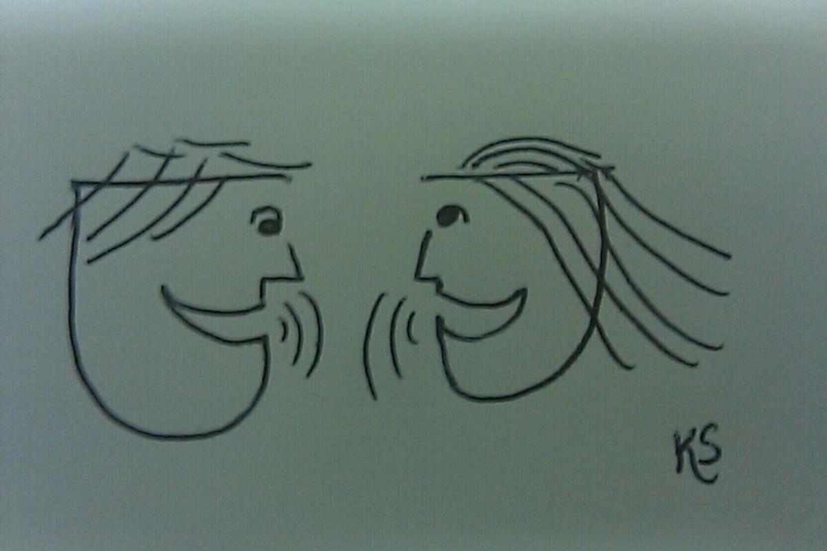 doodle by Kate Spenser