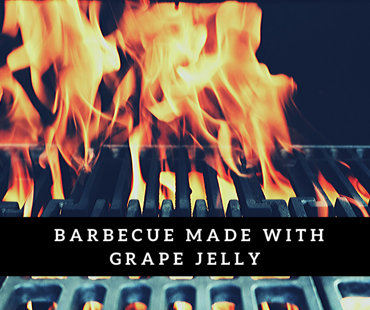 The Best Barbecue Made With Grape Jelly