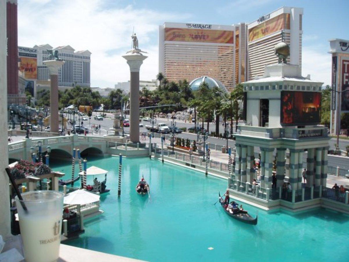 Viva Free Vegas Views!