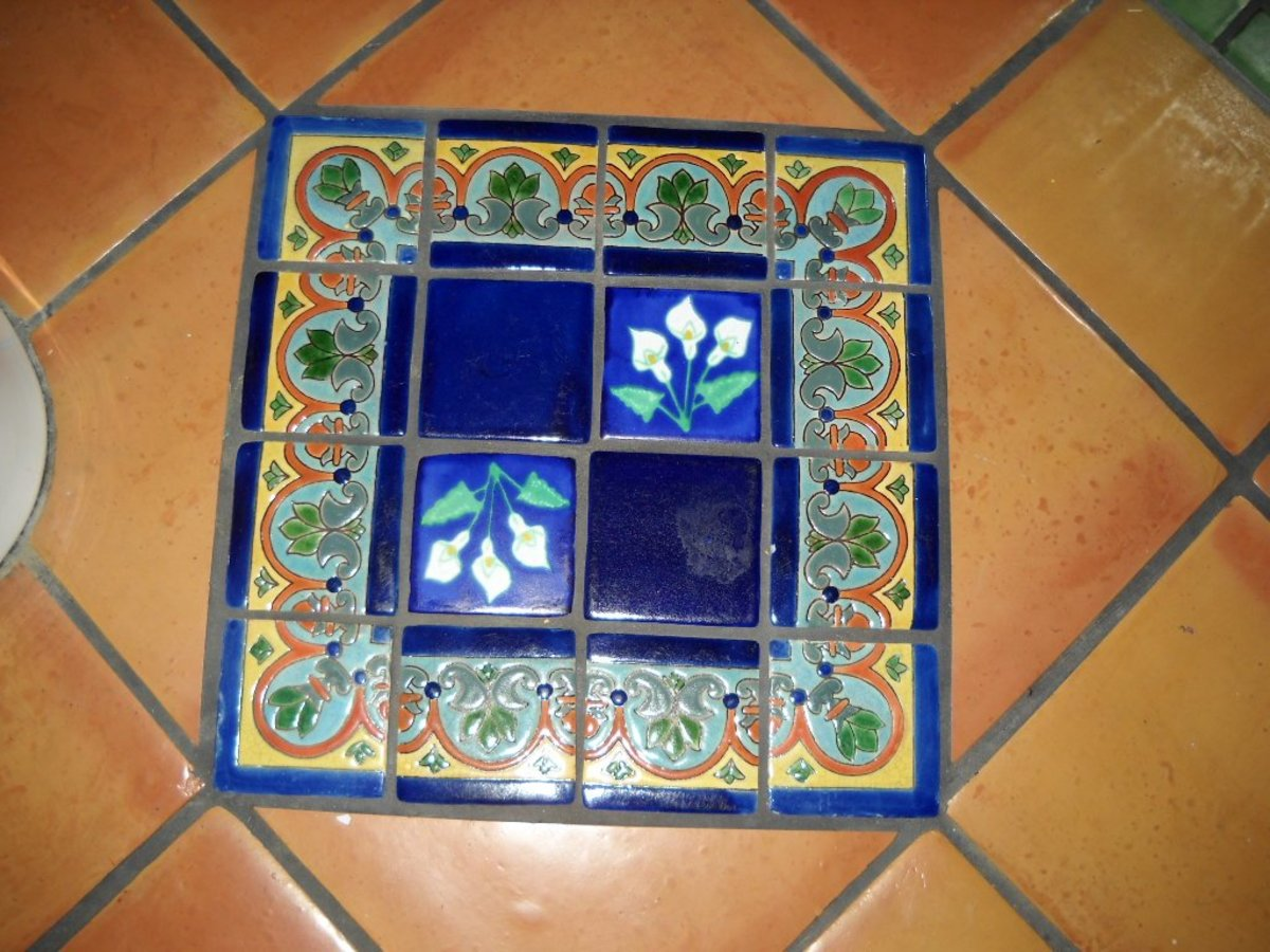 Saltillo Mexican Tile: Pros and Cons