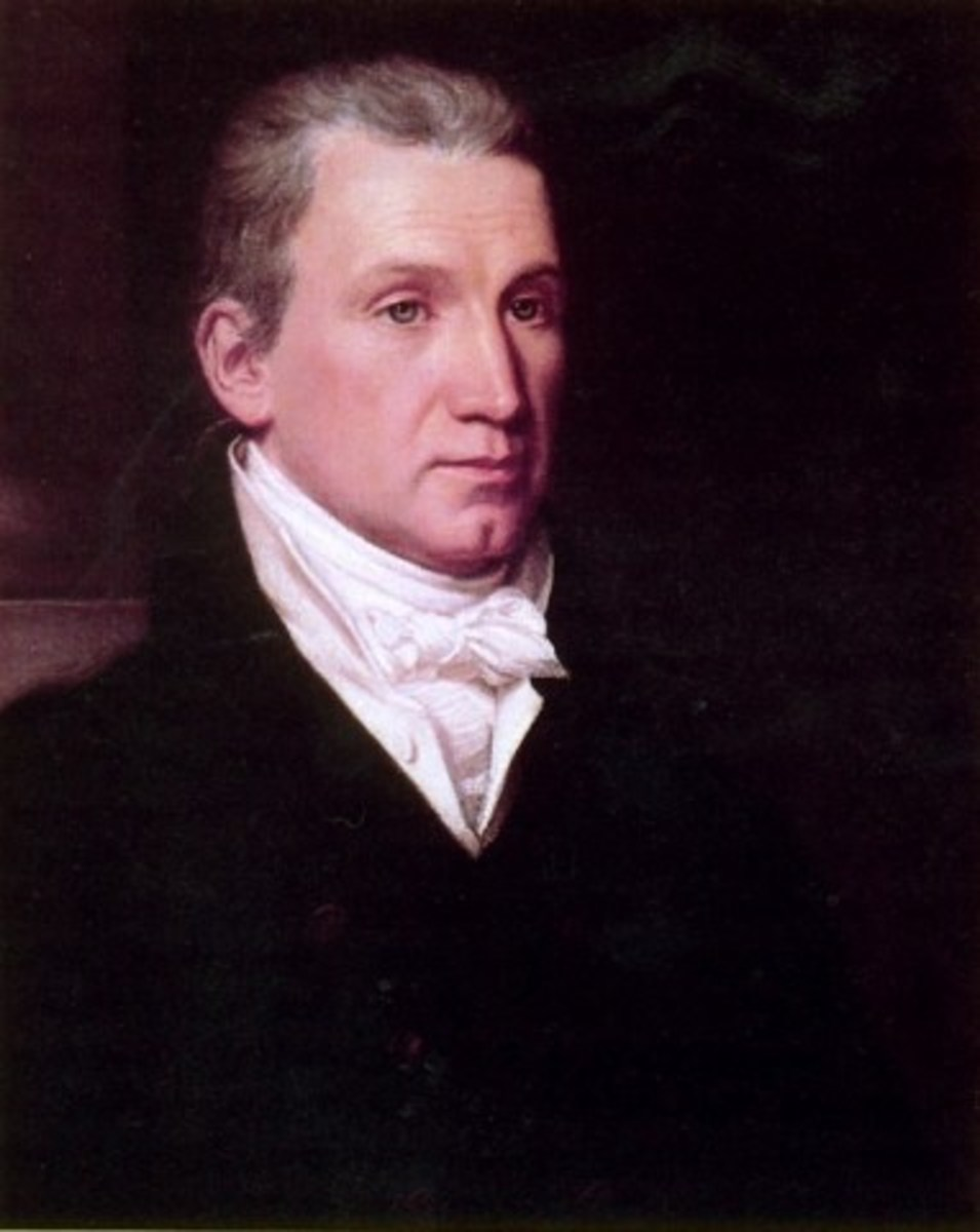 James Monroe - 5th President: Leader of the Era of Good Feelings