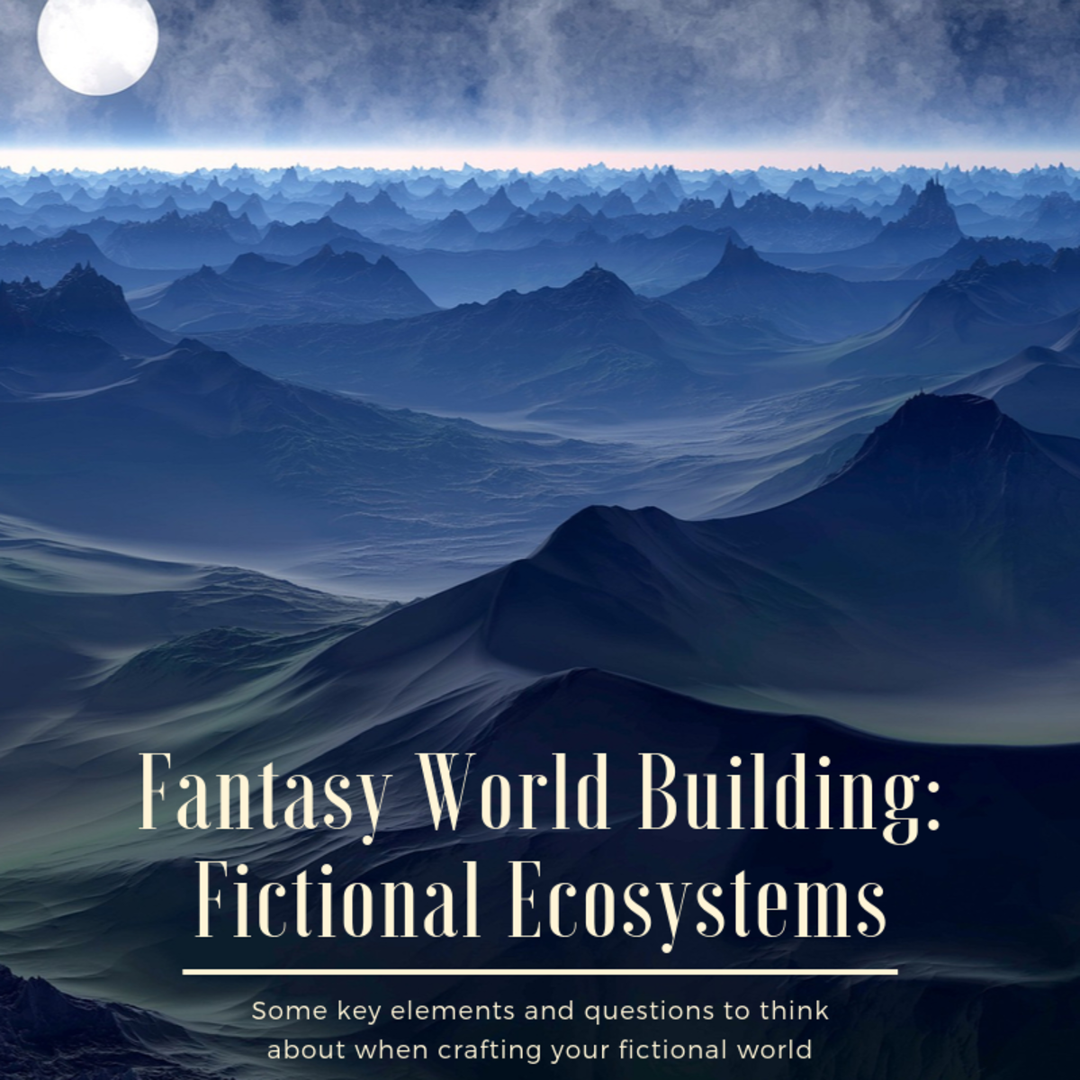 Fictional Ecosystems for Fantasy World Building