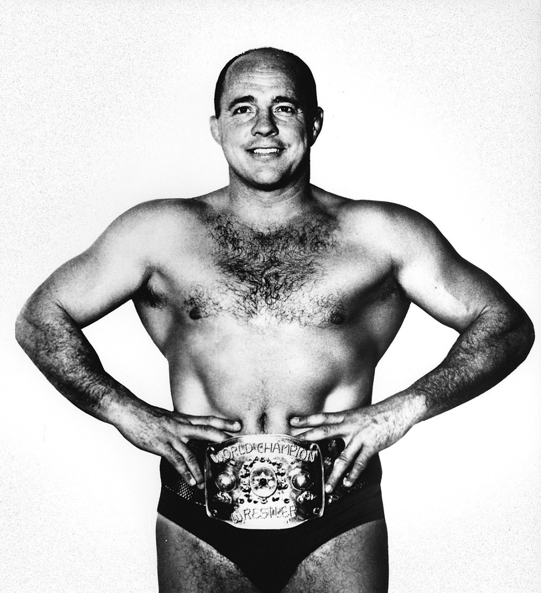 Verne Gagne was one of my favorite wrestlers from the 1950s.