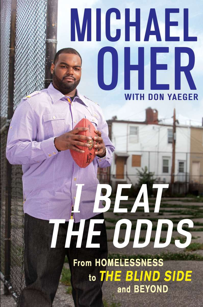 book review i beat the odds by michael oher owlcation michael oher has written an autobiography to help others and answer questions about his life