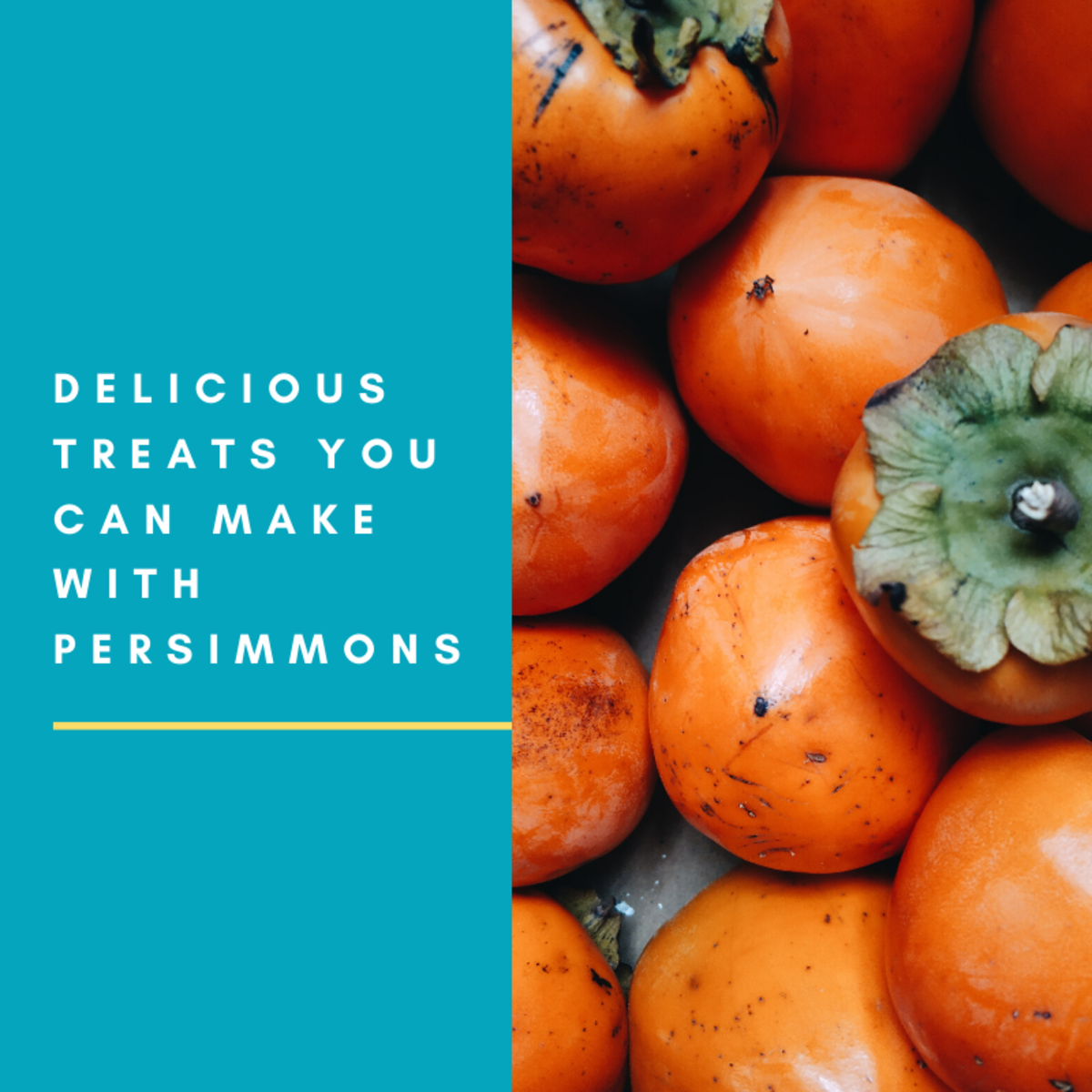 Persimmons: Delicious Treats With a Potentially Fuzzy Mouth Texture