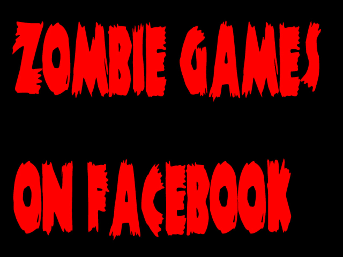 Zombie Games on Facebook