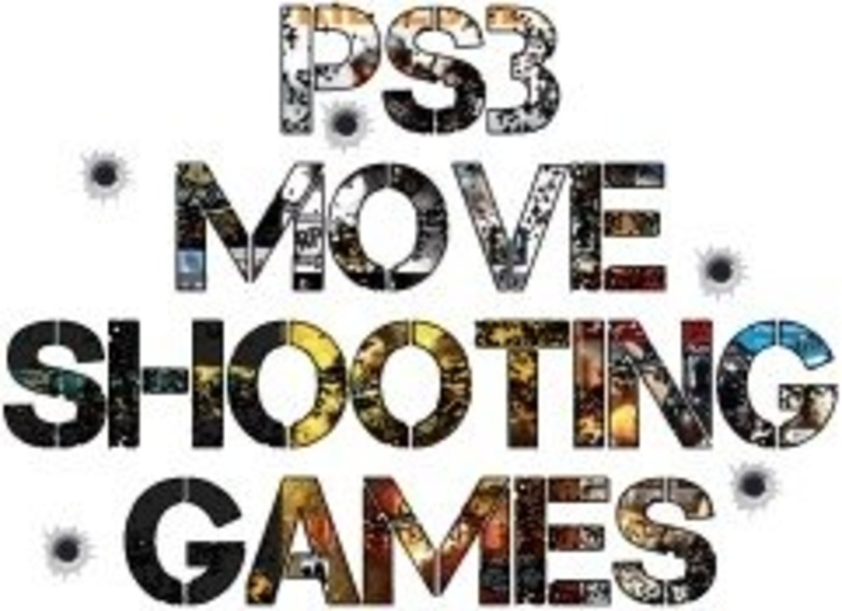 The Best PlayStation Move Shooting Games