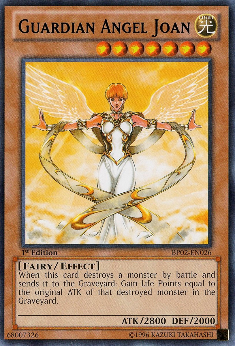 Top 10 Cards to Regain Life Points in Yu-Gi-Oh