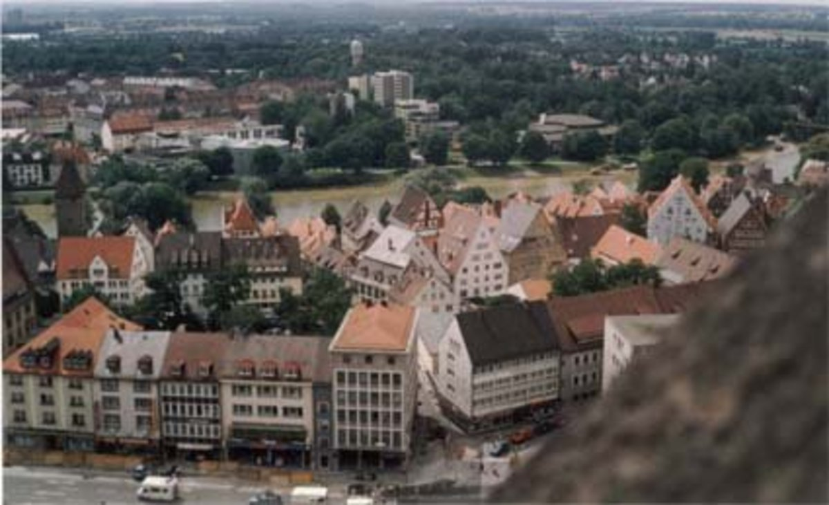 Lessons Learned as an Enlisted US Army Soldier in Neu Ulm, Germany.