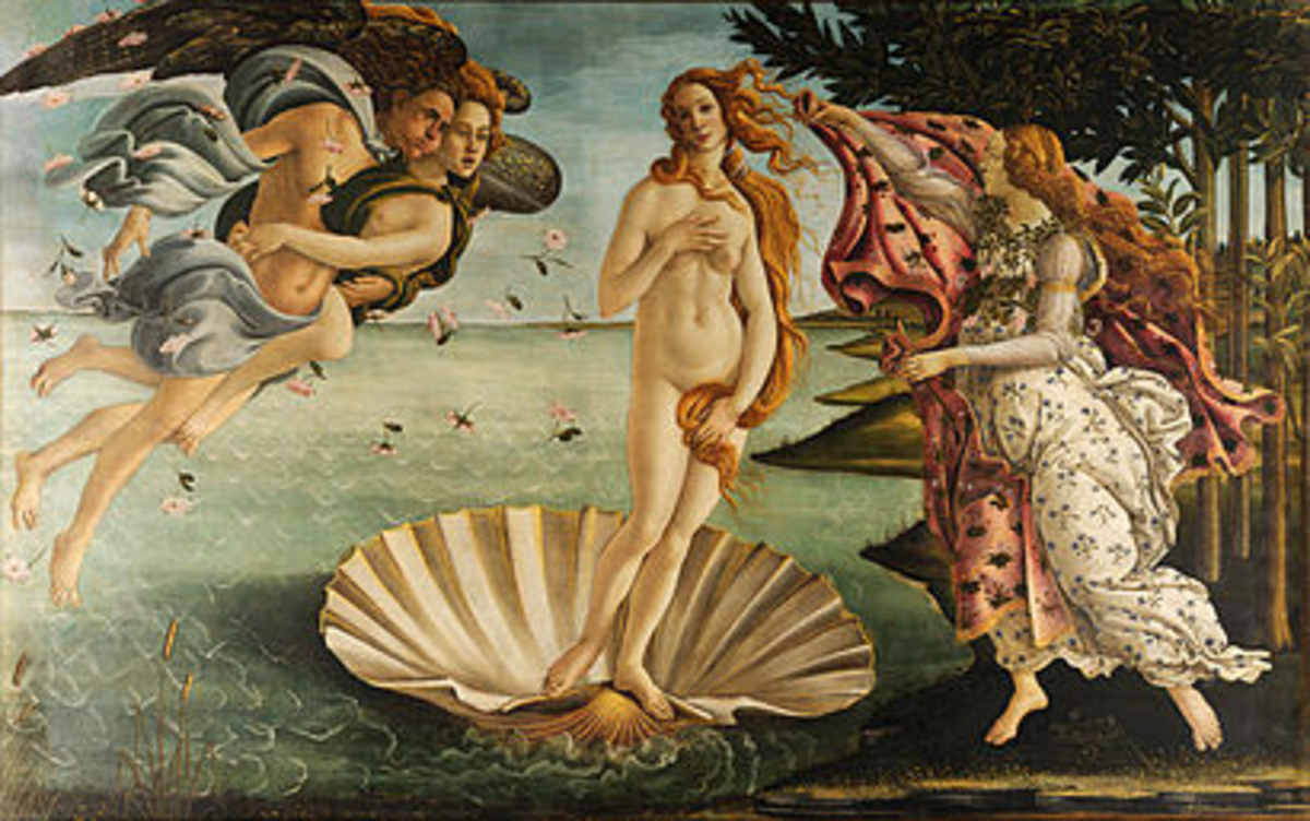 Aphrodite: Archetype of Love and Beauty