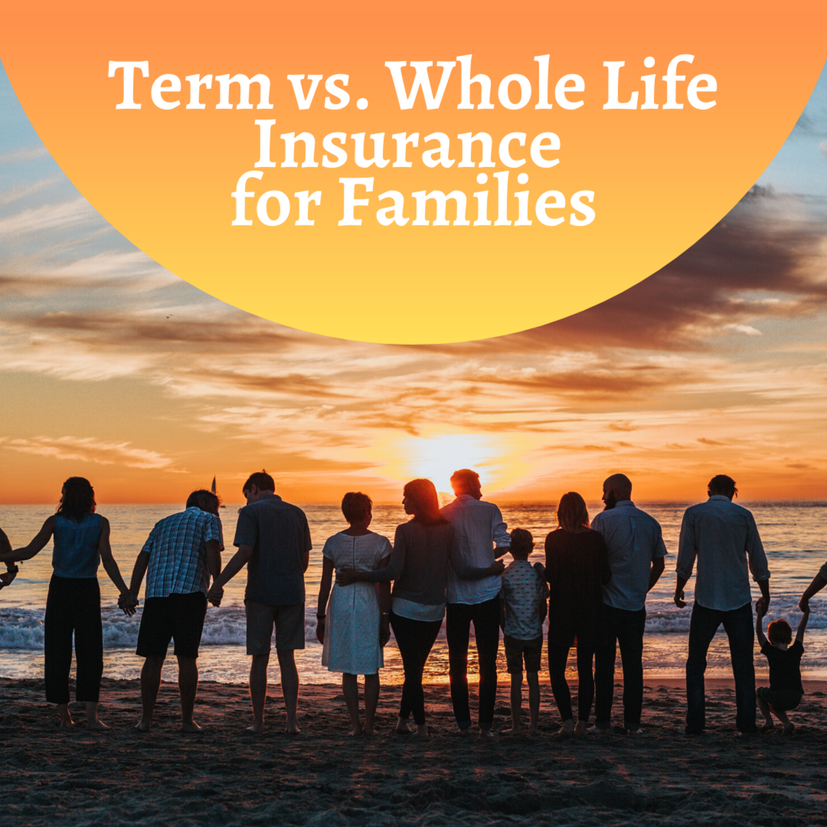 This article explains why term life insurance is the most beneficial for your family.