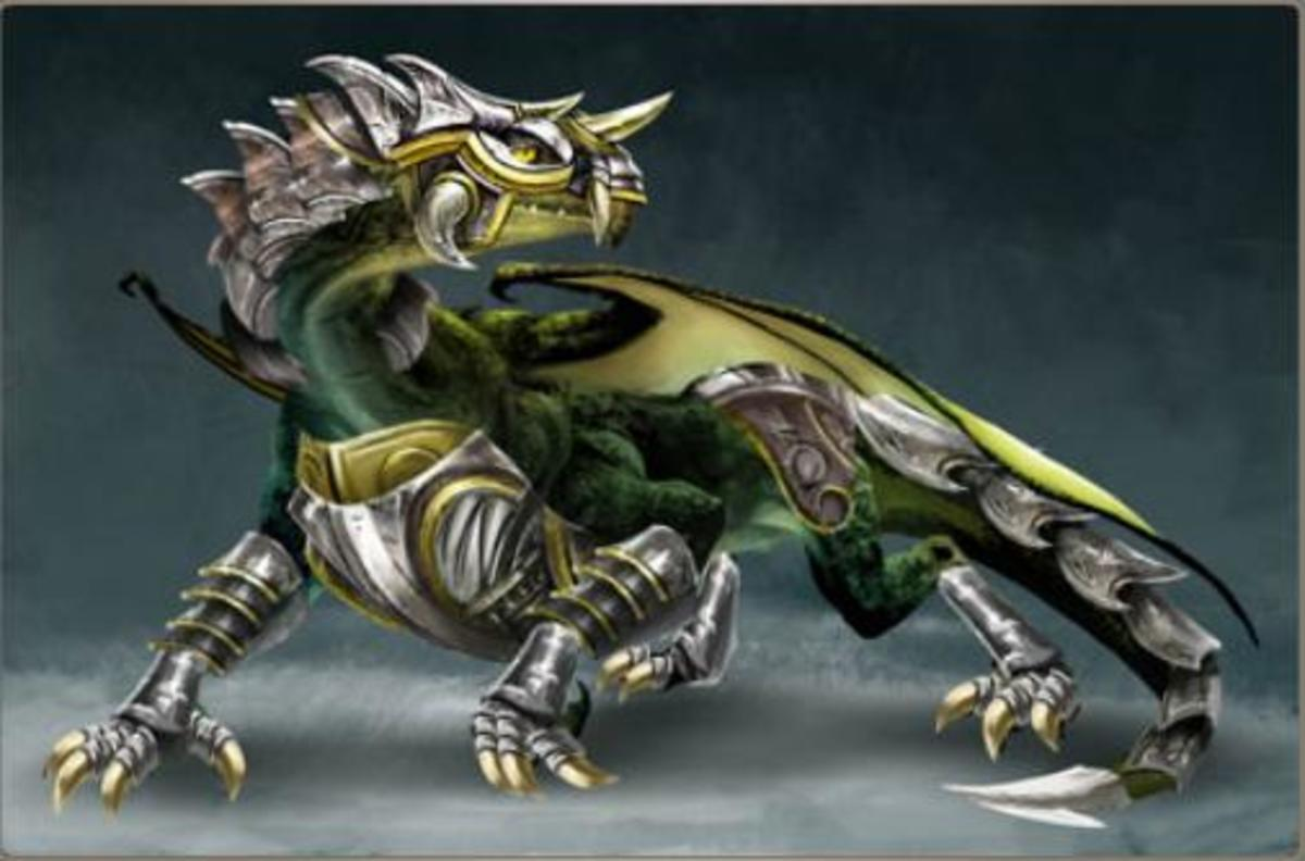 Dragons of Atlantis Great Dragon Armor Guide