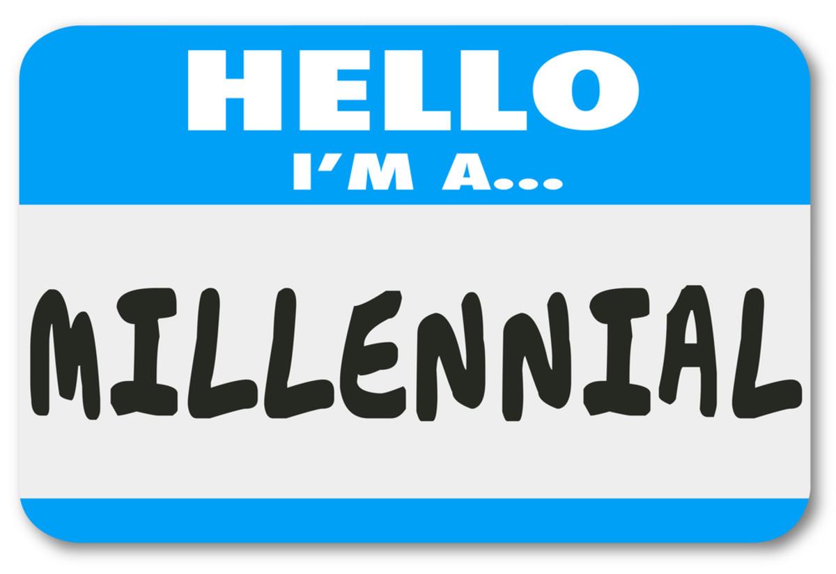 Quit Dissing Millennials