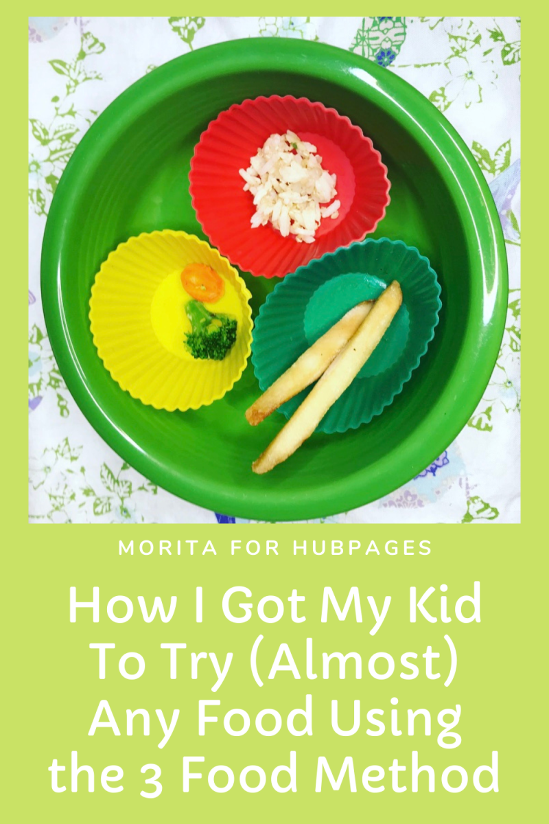 How I Got My Fussy Toddler to Eat (Almost) Anything