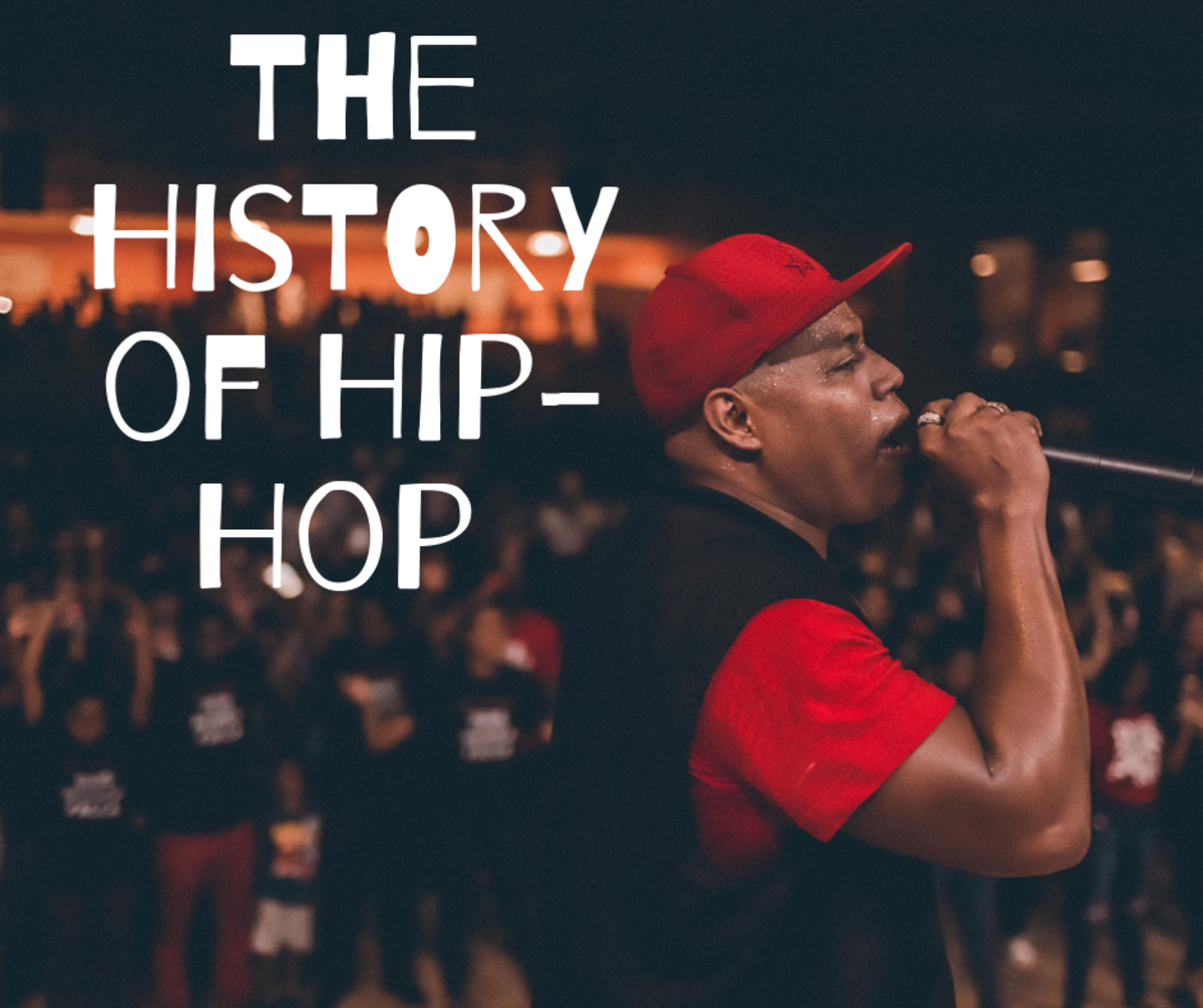 25 Hip Hop Song: How Hip-Hop Music Has Influenced American Culture And