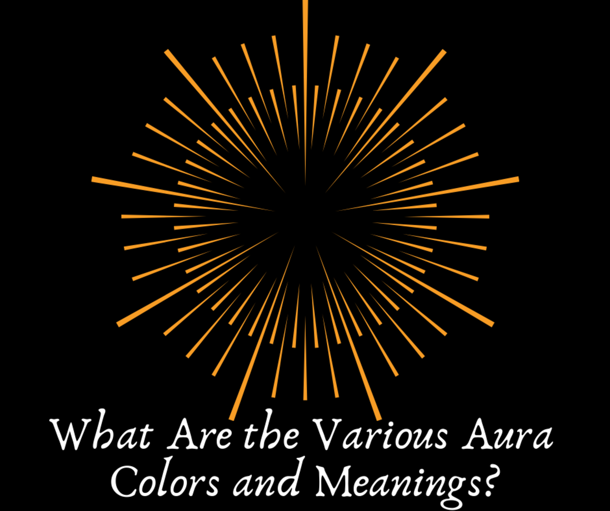 What Are the Various Aura Colors and Meanings?