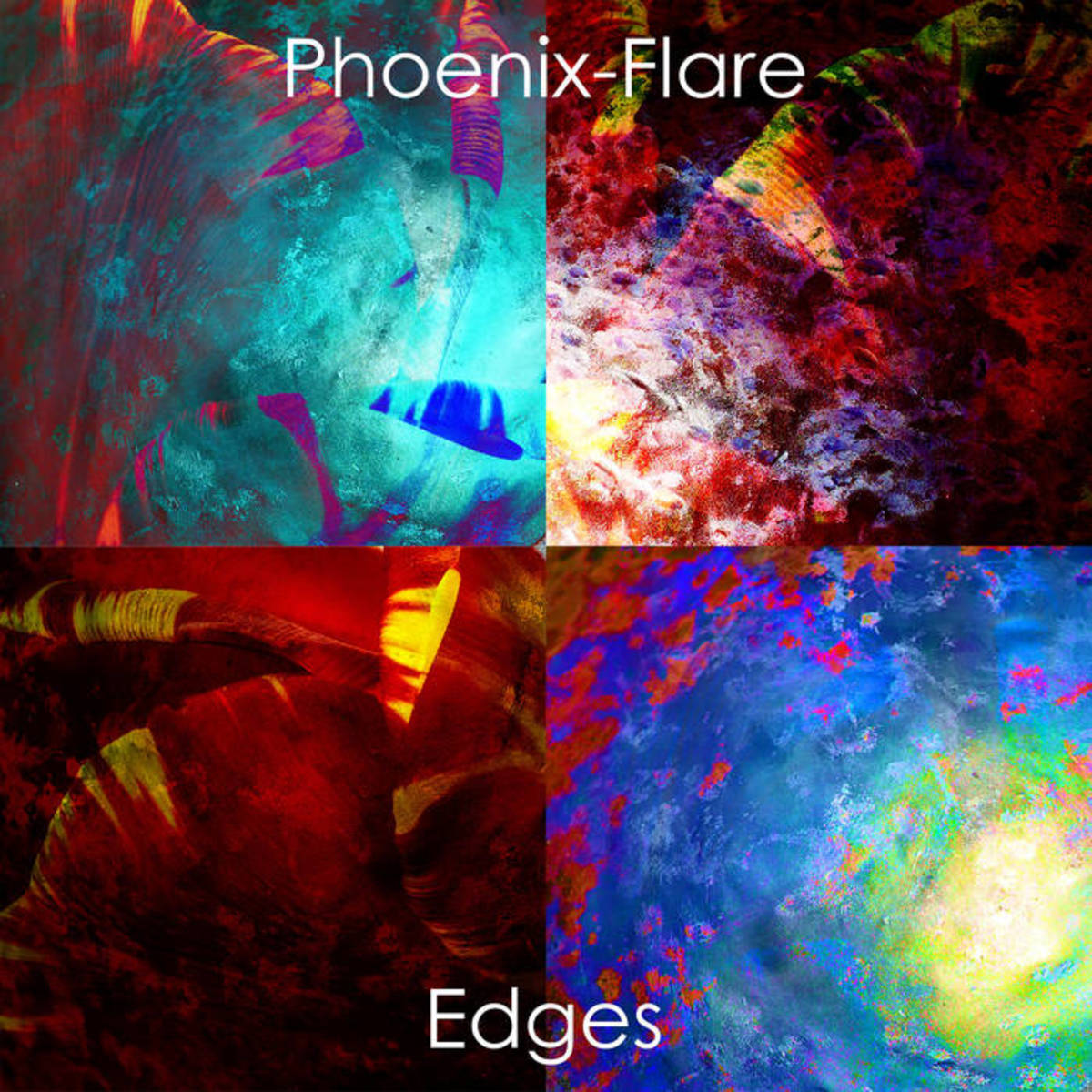 Synthpop EP Review: Edges by Phoenix-Flare