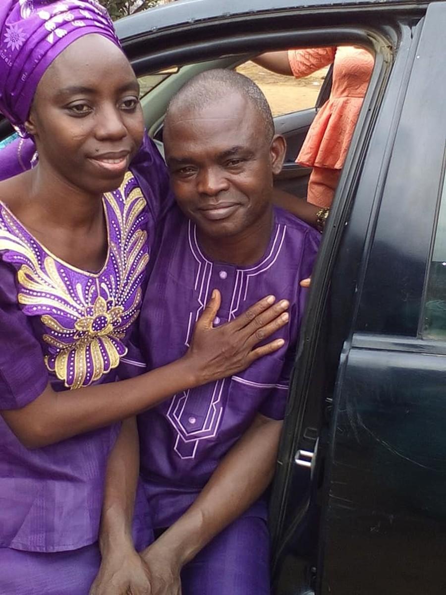 Samuel and Grace, Ibadan, Nigeria
