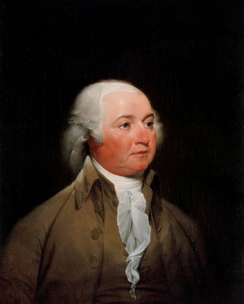 President John Adams and Poetry