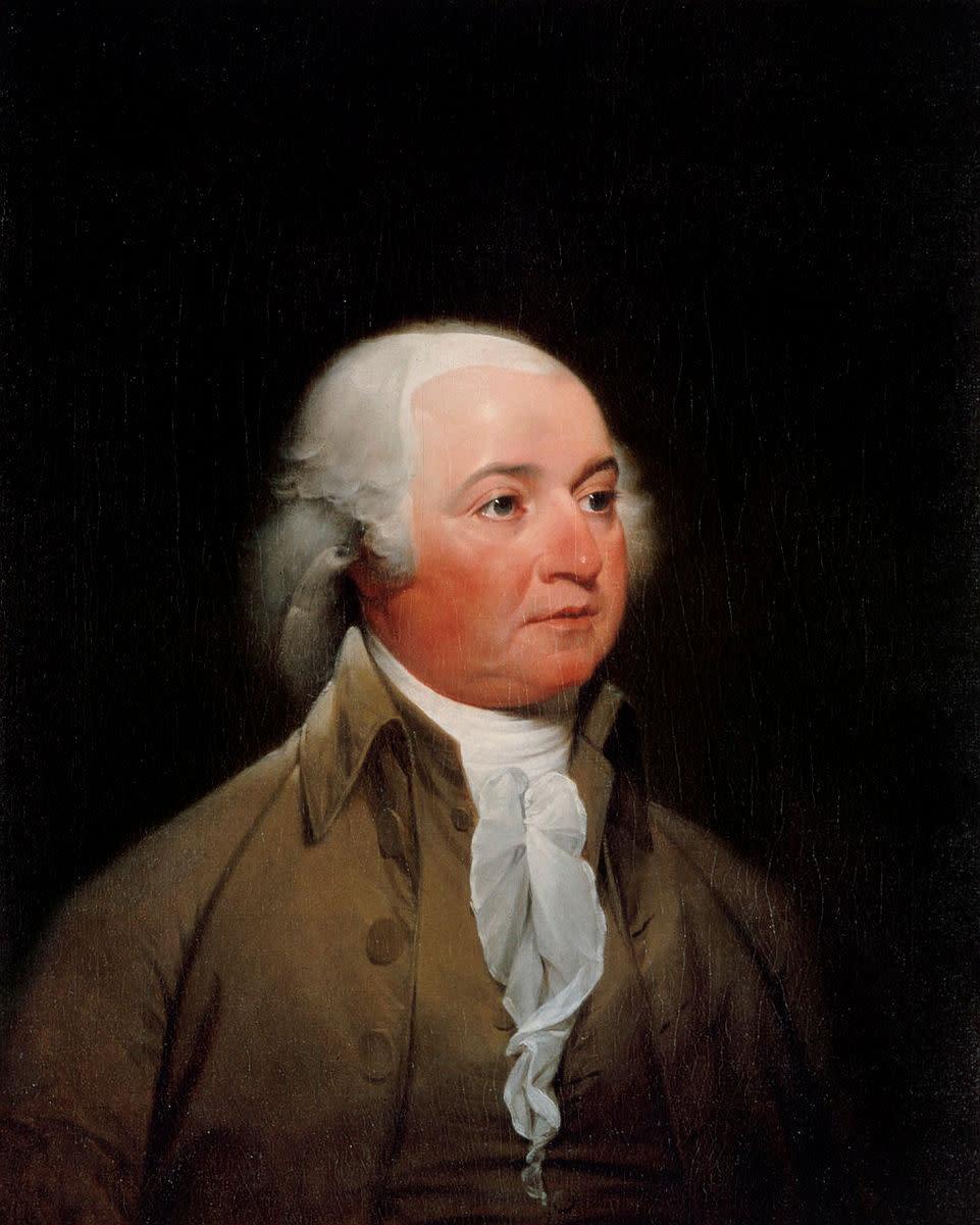 President John Adams and Poetry