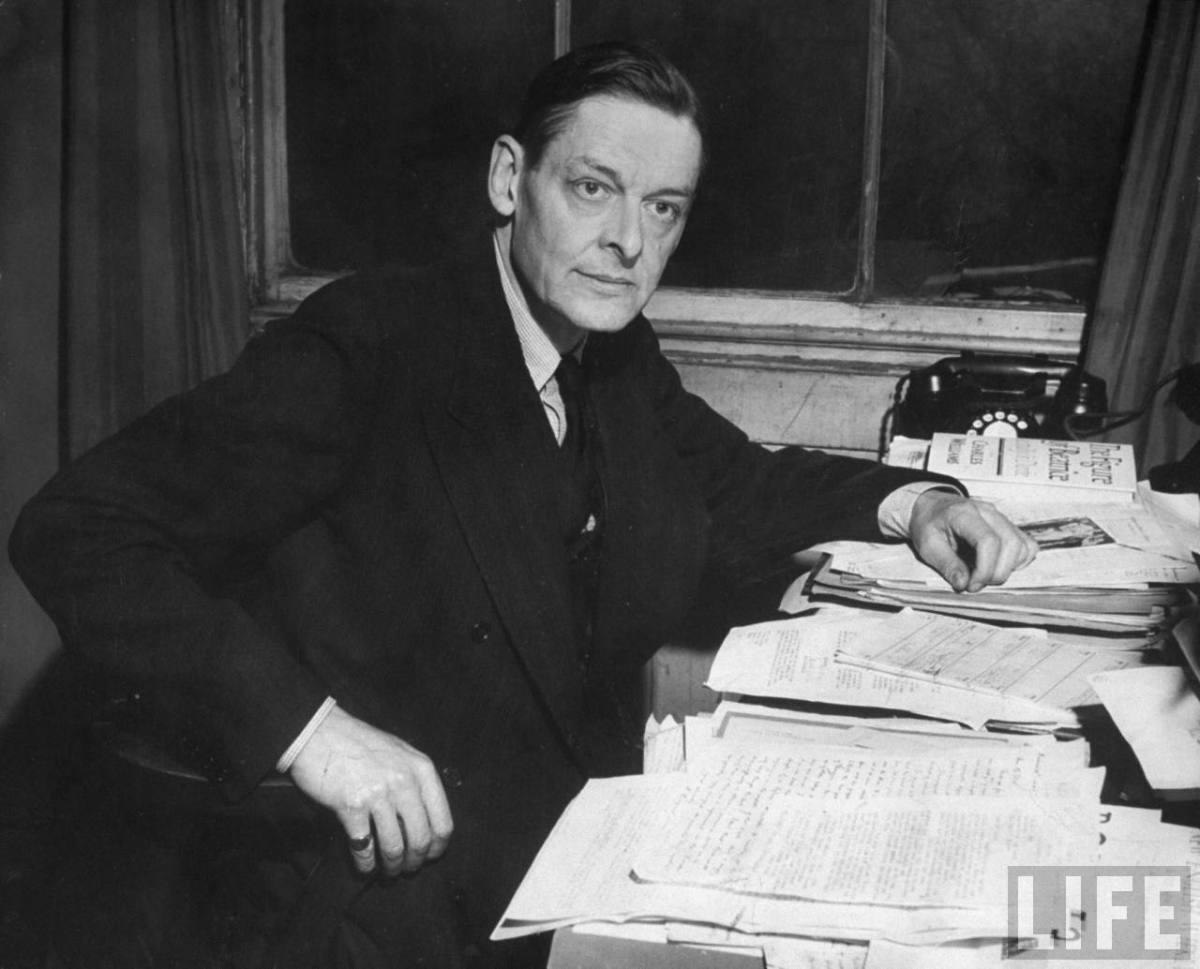 """T. S. Eliot's """"Preludes"""""""