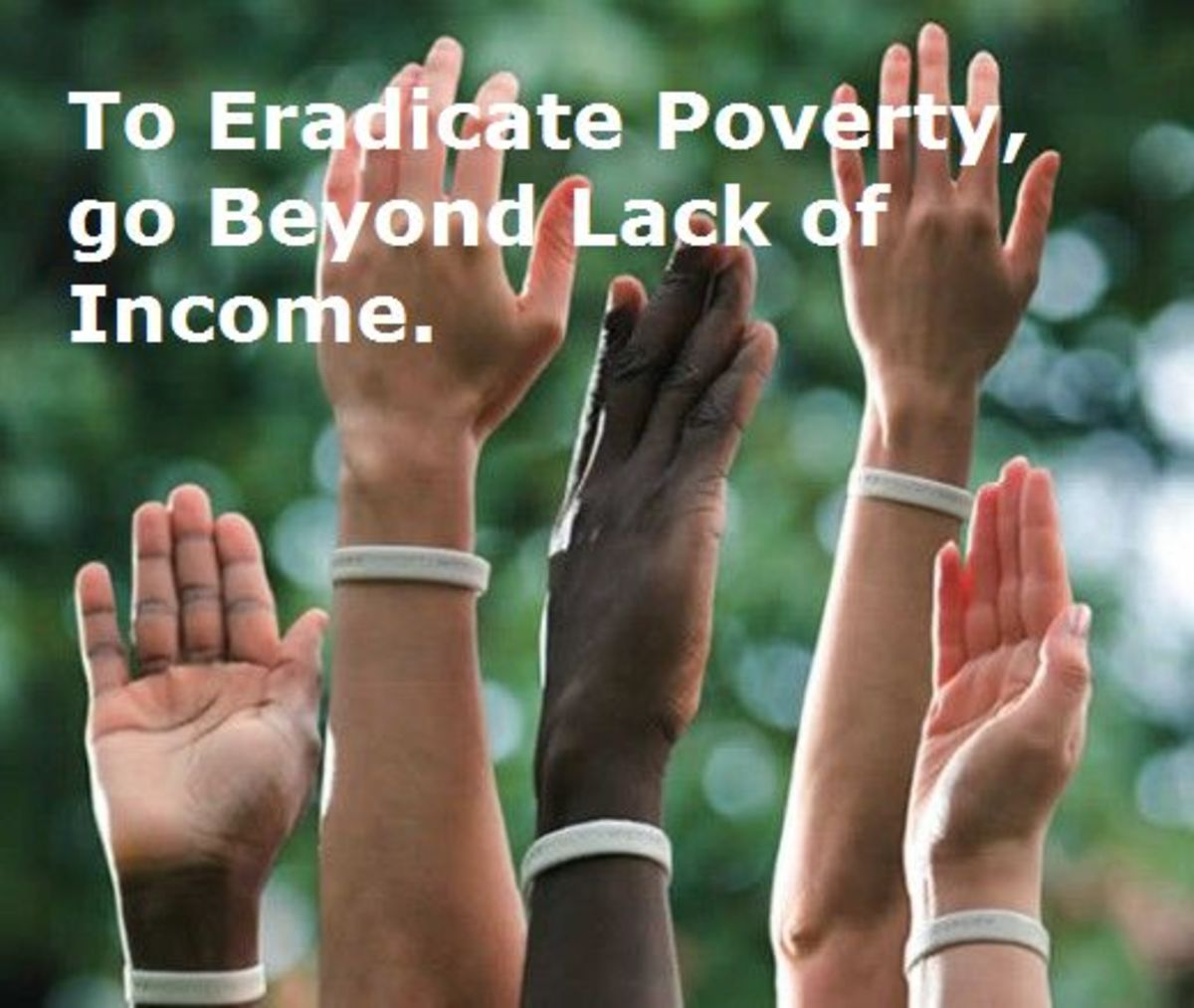 End poverty Now!