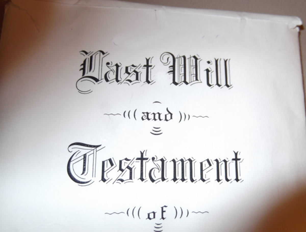 How to Probate a Will If No Blood Relatives Exist