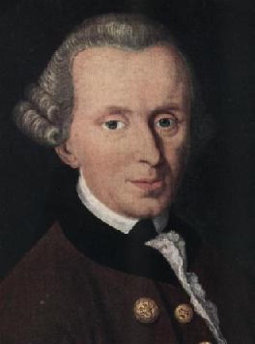 Picture of Kant
