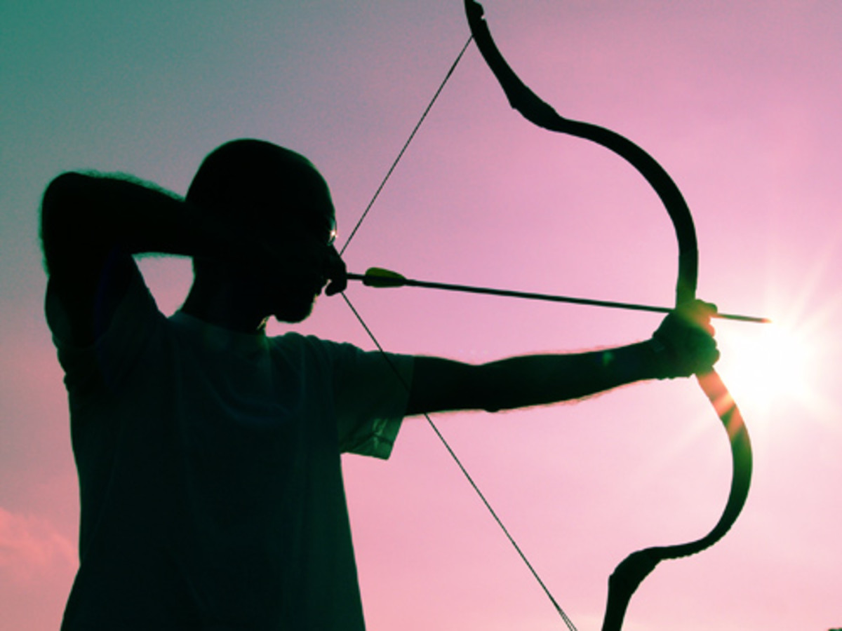 Beginner's Guide To Traditional Archery : Basic Gear