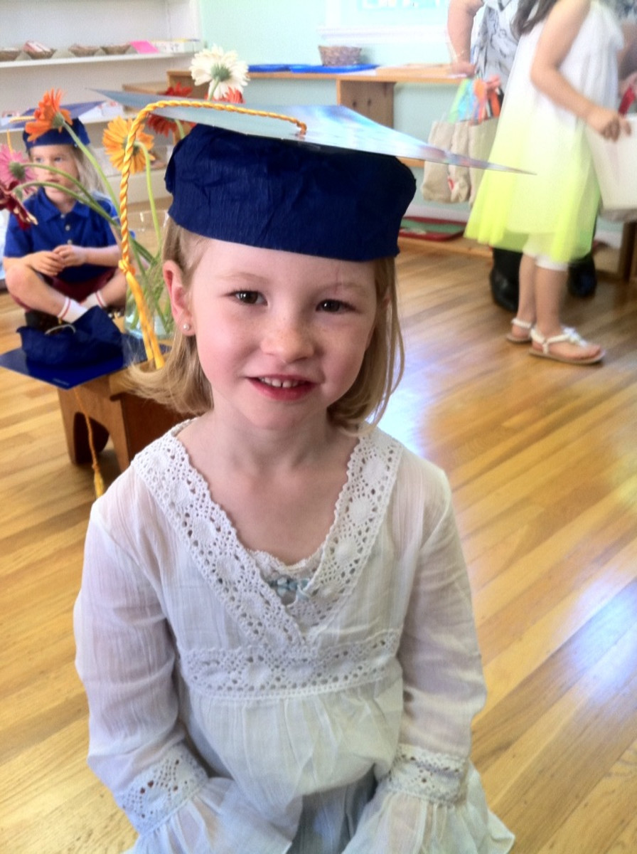 What is the best graduation from preschool gift?