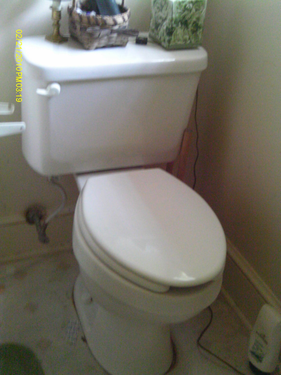 How to Unplug a Toilet