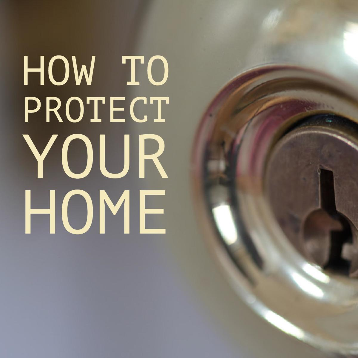 10+ Clever Security Tips for Homeowners to Prevent Burglary
