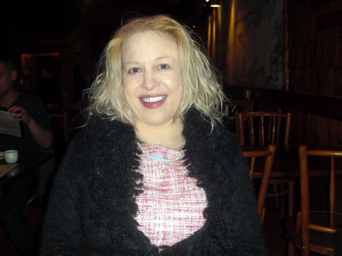 Cynthia de Moss