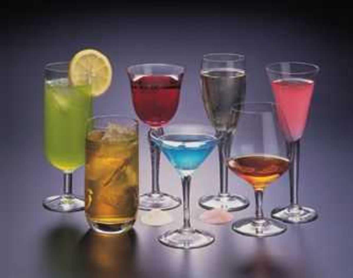 10 Mocktails, Non-Alcoholic Cocktails, and Virgin Drinks