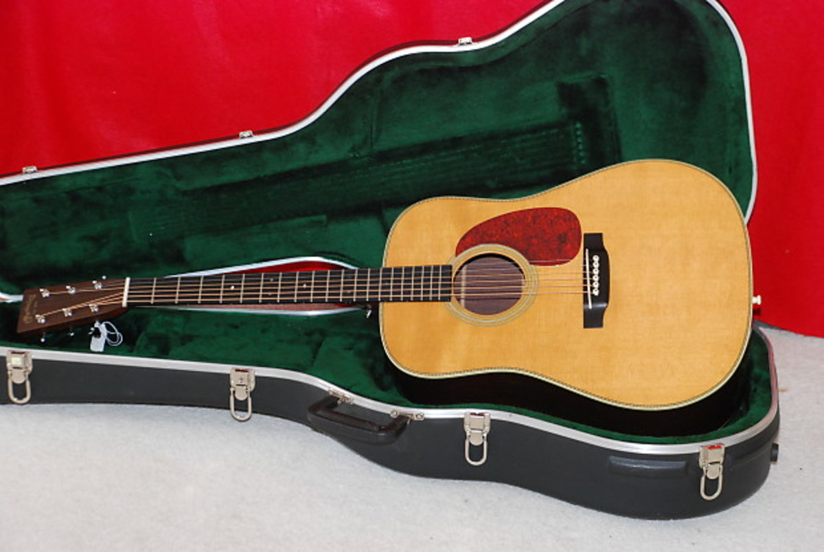 The Martin Hd 28 Vr Acoustic Guitar Spinditty
