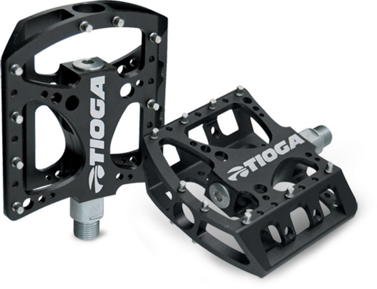 Top 5 Mountain Bike Platform Pedals under 100$