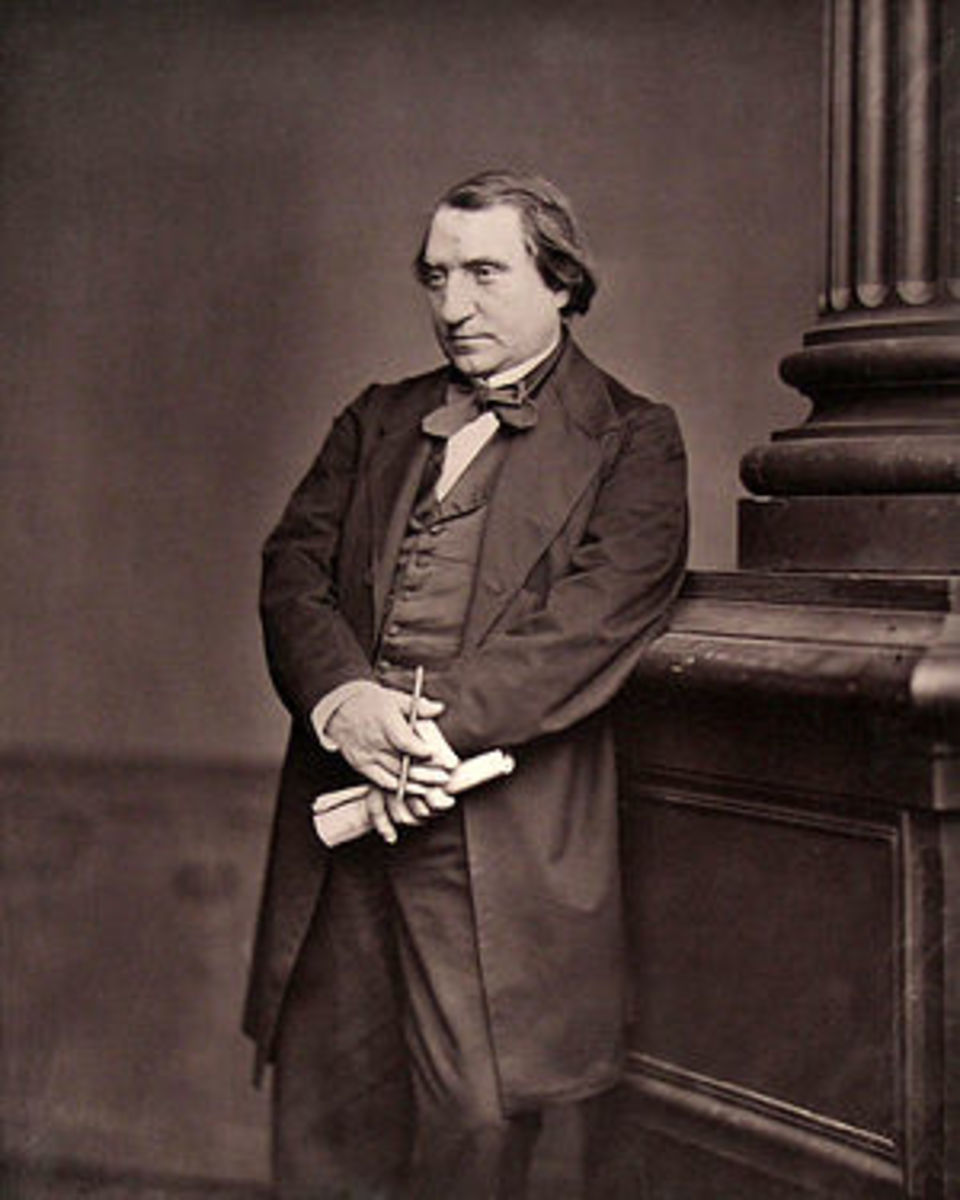 Picture of Ernest Renan