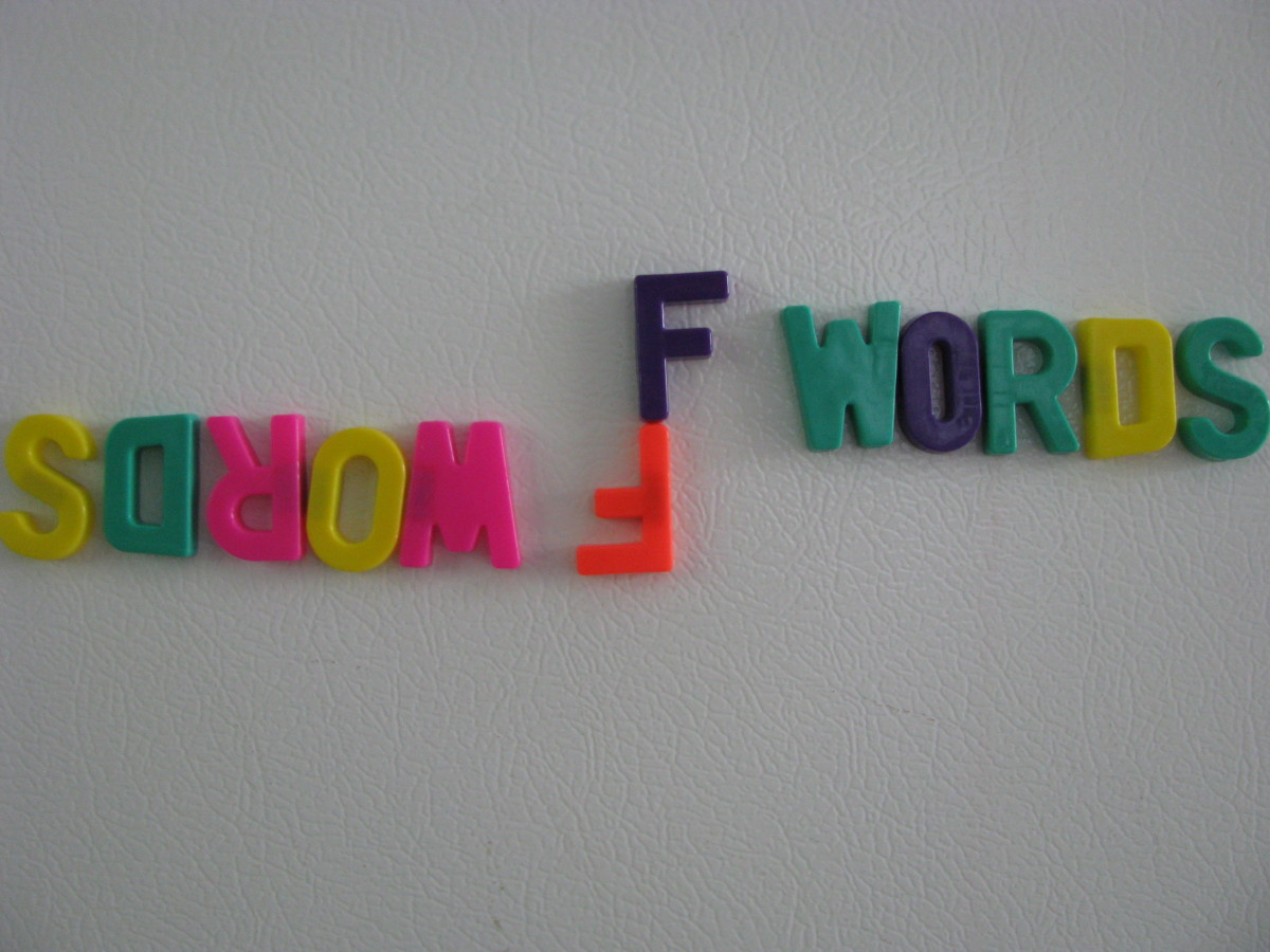 F-Words for Families: A Family Friendly List of Words That Start With F
