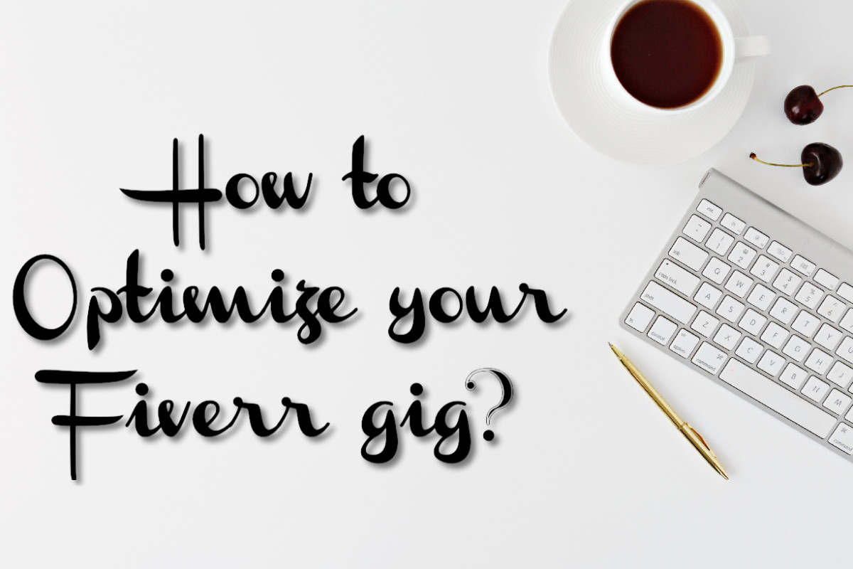 How to Optimize a Fiverr Gig for SEO in 2019