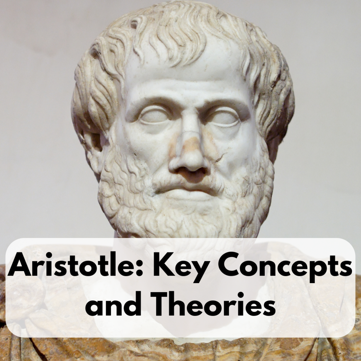 Aristotelian thought contains many critical theories and concepts that shaped western ethics and philosophy.
