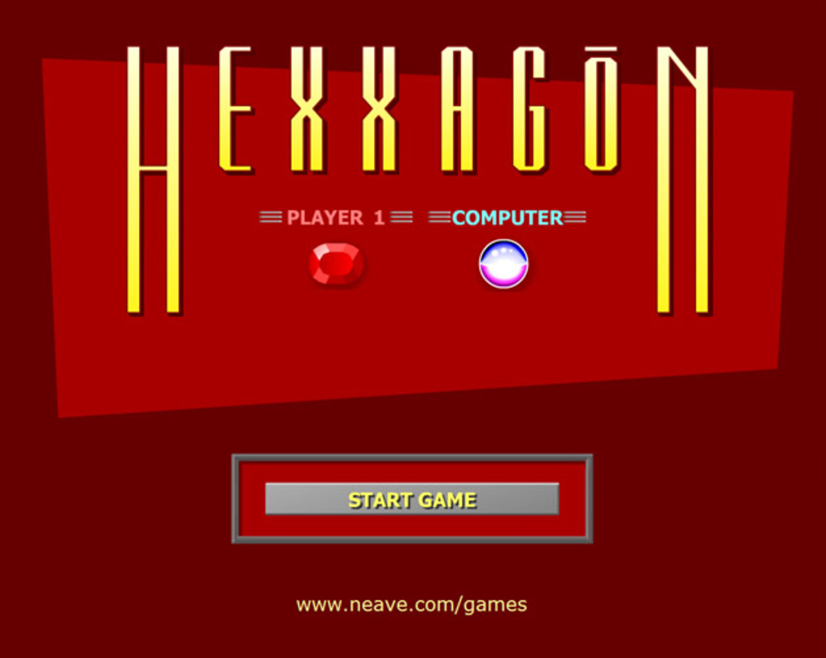 Hexxagon online game