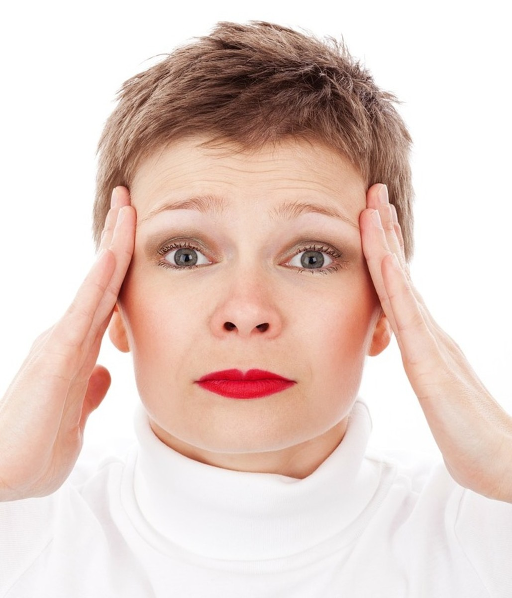 Migraine Symptoms, Treatment and Medication—It's Not