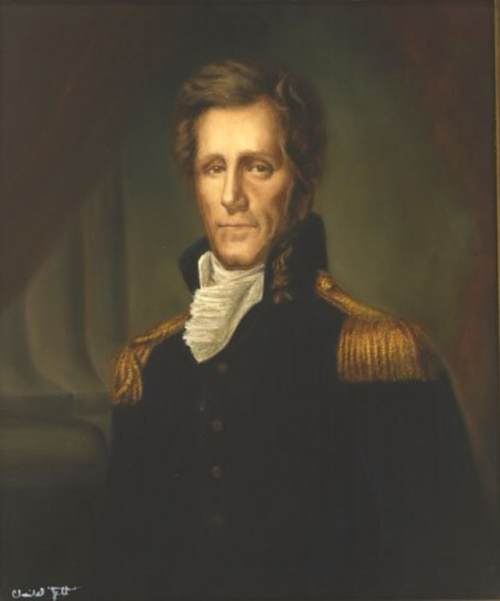Biography of Andrew Jackson