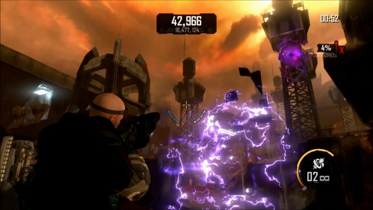 Red Faction Armageddon - Ruin Mode Video Walkthroughs