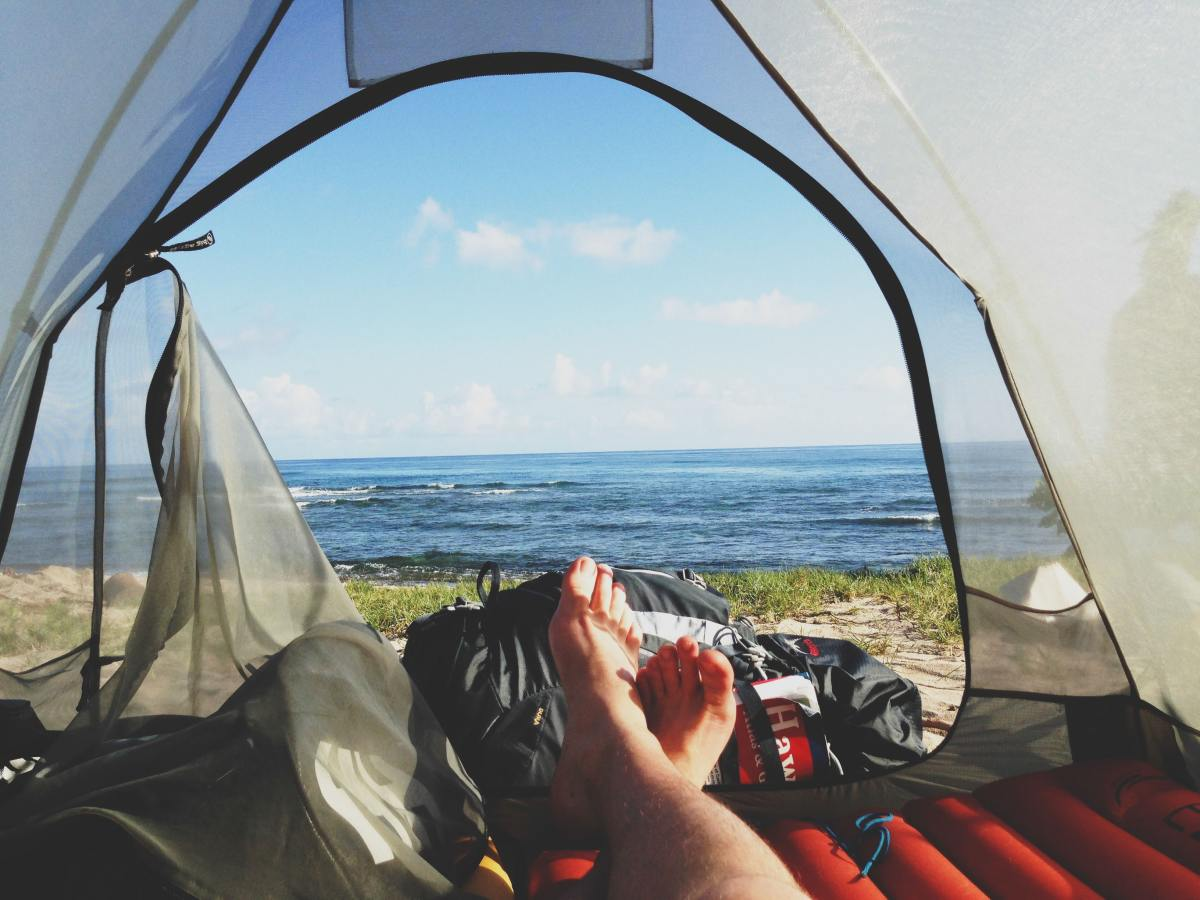 How to Make Camping Better: A Guide for the Non-Camper