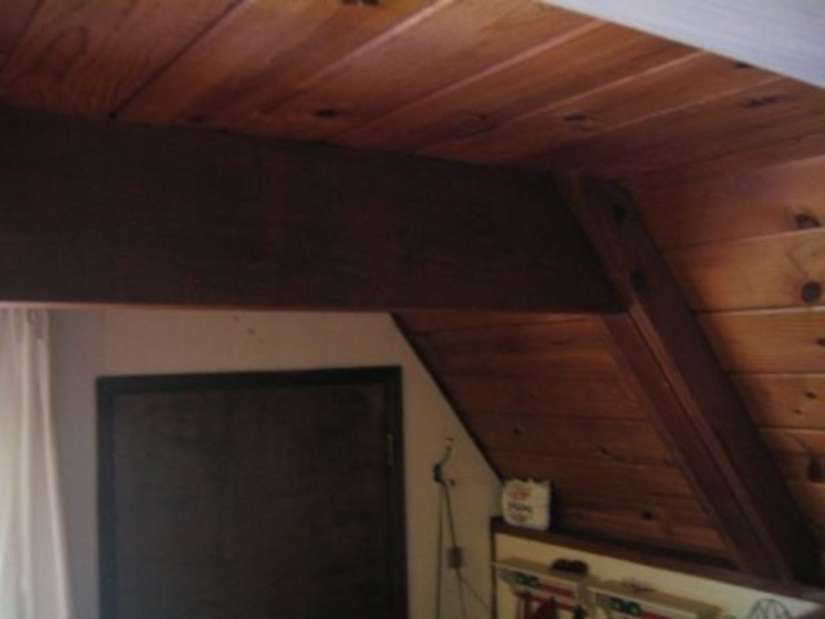 Should You Paint Your Wood Ceiling Dengarden Home And Garden