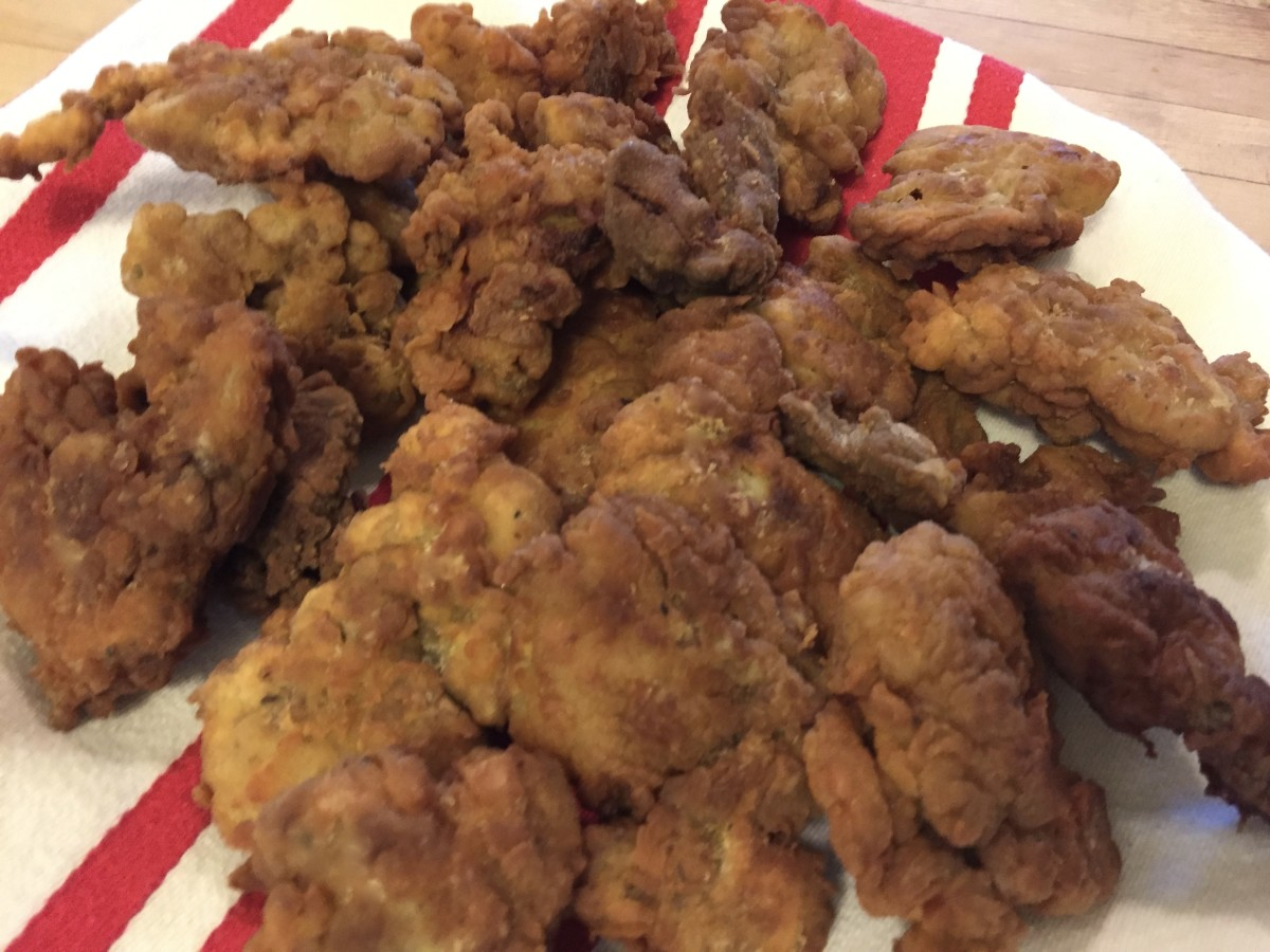 How to Make Southern-Fried Chicken Livers